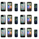 Mobile Phones - from rare to everywhere.